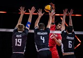 لیگ ملتهای والیبال| ایران، اسلوونی را به جایگاه سوم فرستاد/ سقوط شاگردان آلکنو به رده یازدهم + جدول