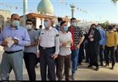 مشاهدات میدانی خبرنگاران تسنیم از روند برگزاری انتخابات در استان فارس/ اختلال در برگزاری انتخابات الکترونیک