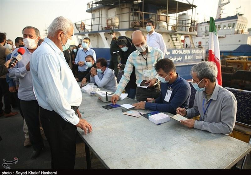 نتایج انتخابات شوراهای اسلامی مرکز شهرستانهای استان بوشهر + اسامی