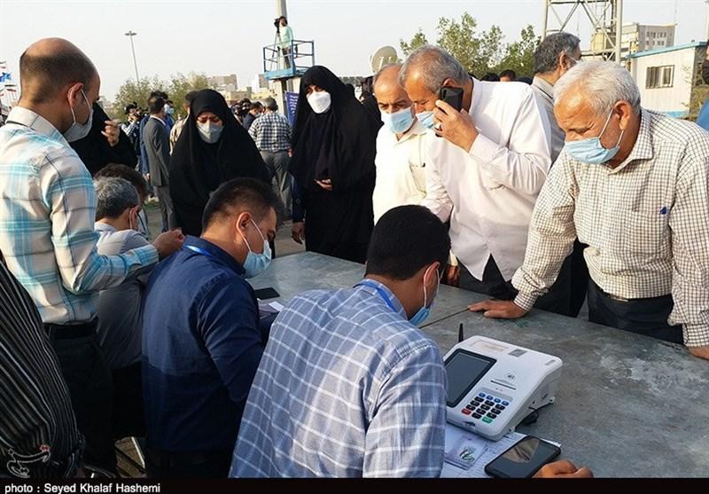 انتخابات بوشهر