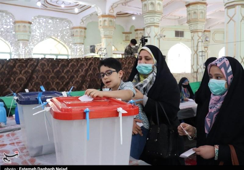 وحدت و همدلی مردم دزفول در انتخابات۱۴۰۰ / مردمی که به فرمان امام خامنه ای لبیک گفتند + تصاویر