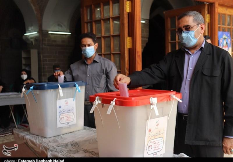 انتخابات دزفول