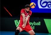 ملیپوشان ایران در جمع بهترینهای لیگ ملتهای والیبال