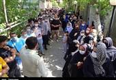 حضور حداکثری مردم البرز در انتخابات 1400 + تصاویر