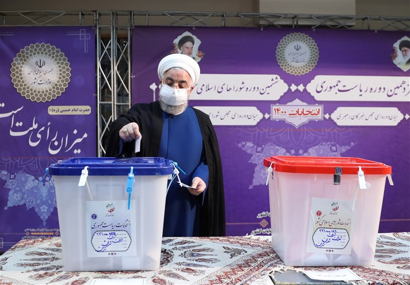 World's Eyes on Iran Elections: President Rouhani