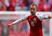 یورو 2020  مرخص شدن اریکسن از بیمارستان با ضربانساز قلب