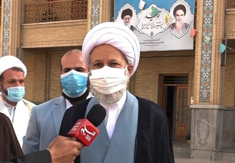 امام جمعه شیراز: حضور حماسهسازانه ملت ایران در انتخابات باطلکننده نقشه دشمنان است