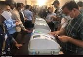 حضور شورانگیز گلستانیها در پای صندوقهای رأی + تصاویر