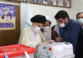 رئیس جامعه مدرسین: حضور حداکثری ملت ایران در انتخابات خاری در چشم دشمنان اسلام، انقلاب و نظام جمهوری اسلامی است