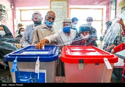 انتخابات 1400 - سنندج