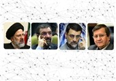 Four Presidential Candidates Vote in Iran Elections