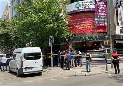 سیاست تهییج ملی گرایی در ترکیه و ارتباط آن با حمله مسلحانه به یک حزب