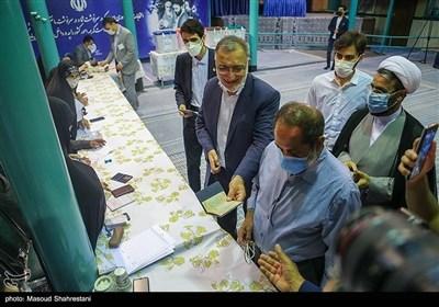 الانتخابات الرئاسیة الإیرانیة فی طهران
