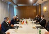 ظریف با جوزف بورل و وزیر خارجه ونزوئلا دیدار کرد