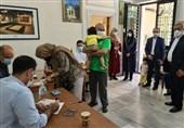 حضور چشمگیر مردم دیار غواصان دریادل پای صندوقهای رای/ زنجانیها همانند یومالعباس(ع) خروش کردند + فیلم