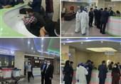 حضور پرشور حماسهسازان عرصه سلامت استان مرکزی در حماسه سیاسی انتخابات 1400 + فیلم