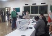 انتخابات ریاست جمهوری ایران در ترکیه+ عکس و فیلم