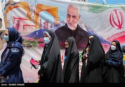 انتخابات 1400 - گلزار شهدای کرمان