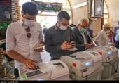 قزوینیها 52 درصد در انتخابات 1400 مشارکت کردند