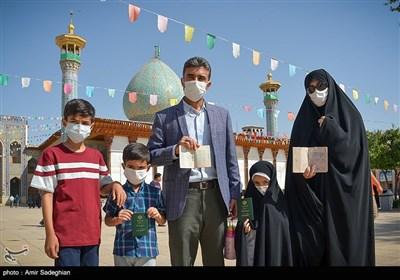 انتخابات 1400 - شیراز