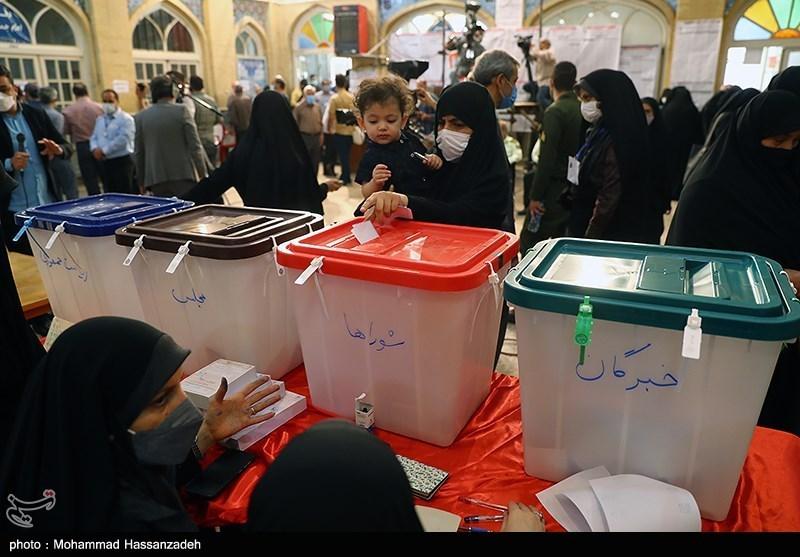 پوشش کامل اخبار انتخابات 1400| پایان ماراتن رایگیری بعد از 19 ساعت