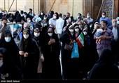 حماسه اصفهانیها در انتخابات 28 خرداد ماه / حضور مردم در پای صندوقهای رای همچنان ادامه دارد + فیلم