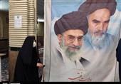 حماسه سمنانیها ادامه دارد / حضور پرشمار مردم دیار قومس پای صندوقهای رأی + فیلم