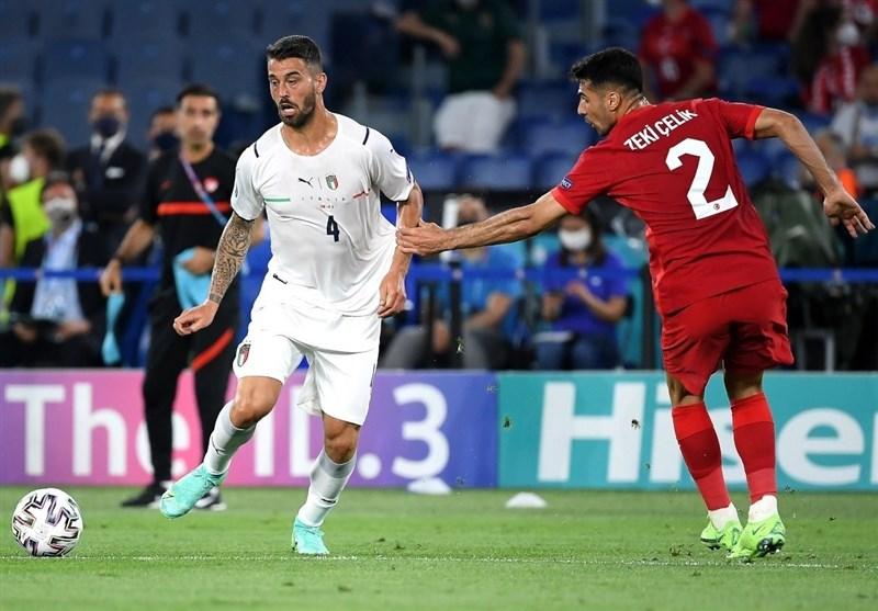 رئال مادرید برای خرید ستاره ایتالیا در یورو ۲۰۲۰ دست به کار شد
