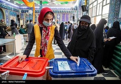 الانتخابات الرئاسیة الإیرانیة فی الأهواز