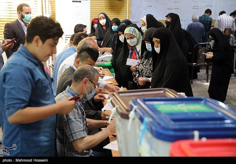 پایان رایگیری انتخابات 1400/ فقط افراد حاضر در شعب میتوانند رای دهند