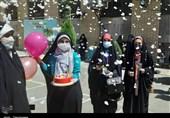  حضور پرشور رای اولیهای استان مرکزی در انتخابات 1400 + تصاویر