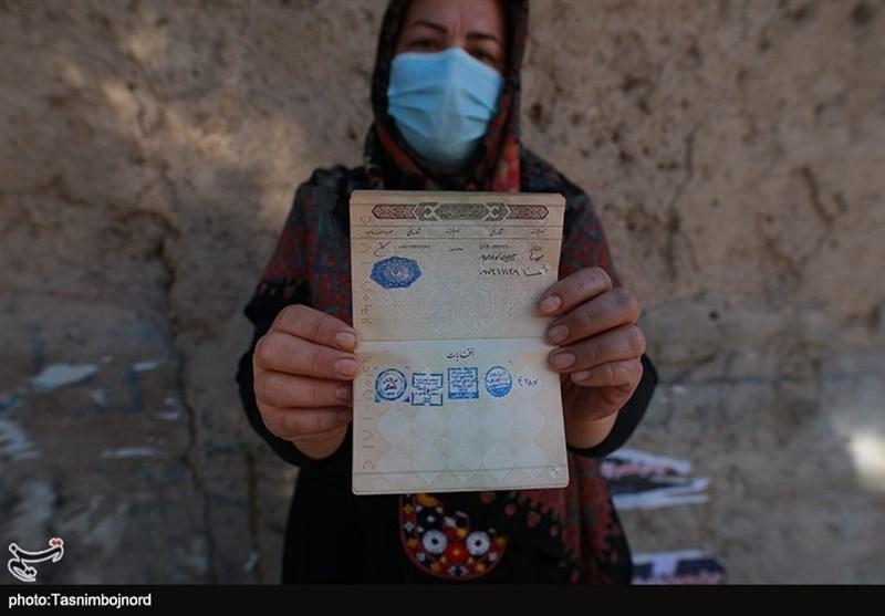 بانوان ترکمن خراسان شمالی هم به صف حماسهآفرینان انتخابات / اهل تسنن تا پای جان برای آبادی ایران ایستادهاند + فیلم
