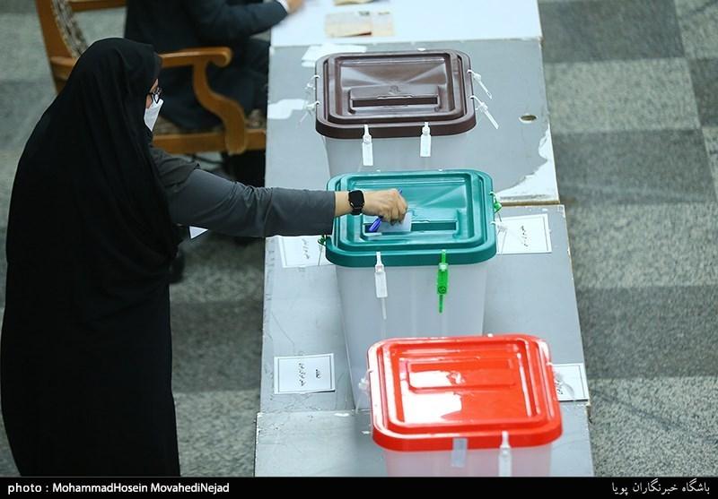 زمان اخذ رای تا ساعت 21 تمدید شد