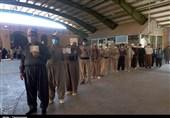 شور انتخابات در گوشه و کنار استان کرمانشاه + تصاویر