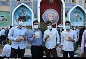 گزارش تصویری| پیر و جوان کرمانی در پای صندوقهای رأی