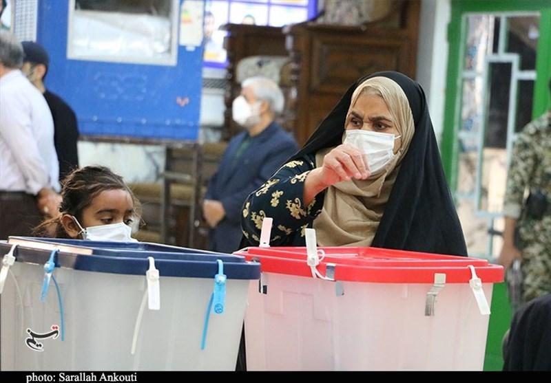 حضور پرشور مردم استان زنجان در پای صندوقهای رای /زنجانیها در انتخابات هم مانند دفاع مقدس خطشکن شدند