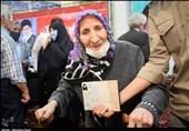روایت تصویری شکوه حضور مردم تبریز در انتخابات 1400