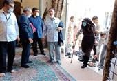حماسه حضور مردم قم در انتخابات 1400 / مردم خاستگاه انقلاب امروز مهر تاییدی دوباره بر آرمانهای انقلاب زدند