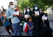 پایتخت تاریخ و تمدن ایران بار دیگر حماسهساز شد / حضور باشکوه مردم استان همدان در انتخابات + فیلم