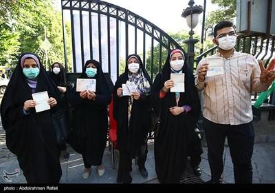 انتخابات 1400 - همدان