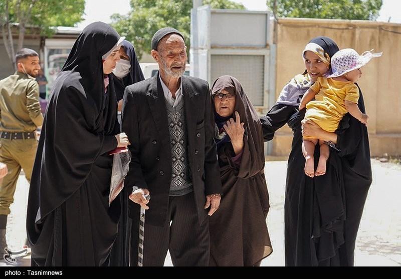 خروش زنجانیها در انتخابات 28 خرداد به روایت تصویر