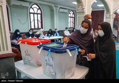 انتخابات 1400 - کیش