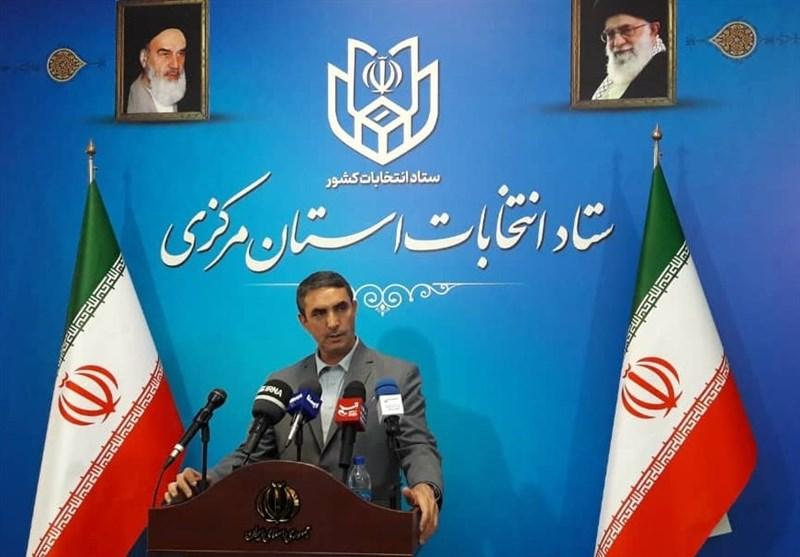 استاندار مرکزی: حوزههای انتخابیه فراهان و آشتیان در میاندورهای مجلس بیشترین آمار مشارکت را دارند