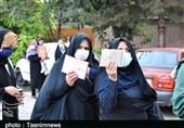 صفهای طویل مردم کردستان در ساعات پایانی رأیگیری؛ حماسهای دیگر از دیار وحدت و یکدلی خلق شد+تصاویر