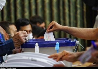 اردبیلیها در آخرین ساعات انتخابات غوغا بهپا کردند/ حضور پرشور مردم به وقت نیمه شب + فیلم