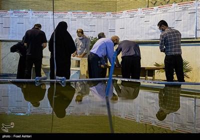 انتخابات 1400 در تهران