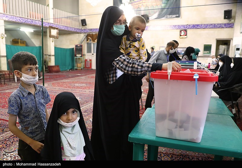 انتخابات 1400 - تهران