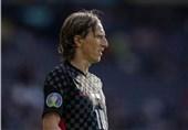 یورو 2020| مودریچ بهترین بازیکن دیدار چک - کرواسی شد