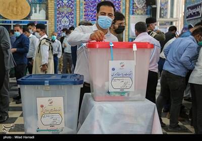 انتخابات 1400 در اهواز