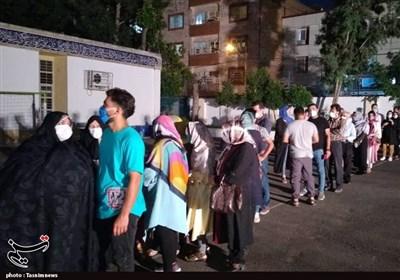 گلستانیها در آزمون سیاسی سربلند شدند/ مردم بعد از نیمه شب در حال رأی دادن هستند+فیلم